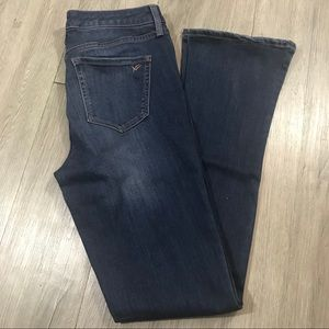 WilliamRast Kick Flare DarkWash Jeans size 29